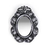 Espelho Itália Prata.