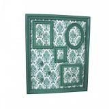 Porta Retratos Quadro Magnético Verde