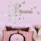 Espelho Decorativo em Acrílico Princesa