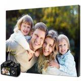 Quadro - Tela em Canvas 100x70cm Foto Personalizada 100x70cm