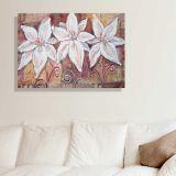 Quadro - Tela em Canvas 100x70cm Pretty Lily Flower