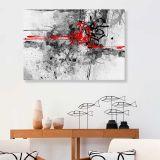 Quadro de Parede - Tela em Canvas 100x70cm Abstrato 2235