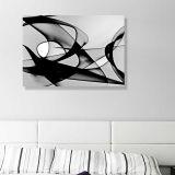 Quadro de Parede - Tela em Canvas 100x70cm Abstrato 2258