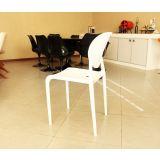 Cadeira Slick (sem braço) - Branco