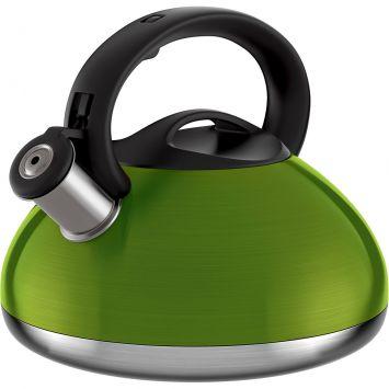Chaleira Colors Retro Verde 3,0 l Euro Retro