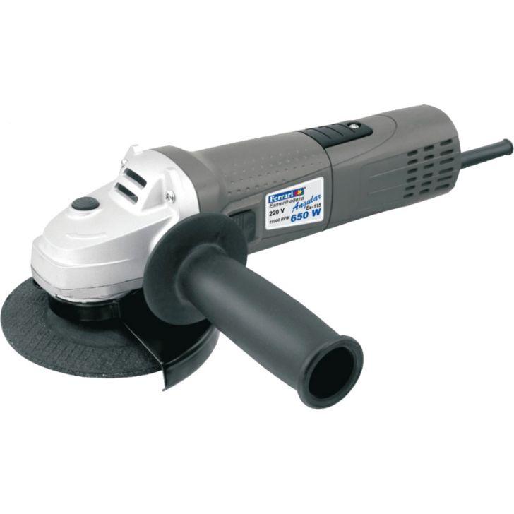 Esmerilhadeira Angular Es-115-650 - 110 V Cinza