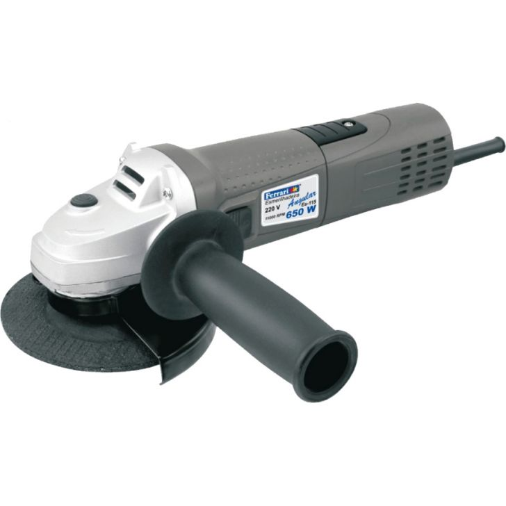 Esmerilhadeira Angular Es-115-650 - 220V Cinza
