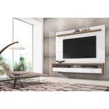 Home Suspenso Sense para TV até 47 Branco Gloss/ Malte - Fiasini