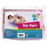 Almofada Bebê seguro Rosa