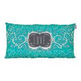 Almofada Love P Azul 35x45 Flivo