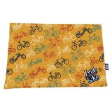 Jogo Americano  Bike 30X43 2 Peças Laranja Flivo