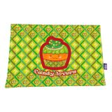 Jogo Americano  Candy Lovers Maçã 30X43 2 Peças Verde Flivo