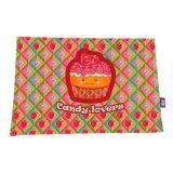 Jogo Americano  Candy Lovers Morango 30X43 2 Peças Vermelho Flivo