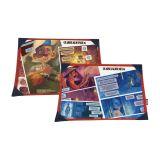 Jogo Americano 2 Peças Quadrinhos 1  Flivo