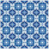 Adesivos de Azulejos - 16 peças - Mod. 58 Medio