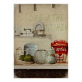 Quadro Life In The Kitchen Fullway 70X50