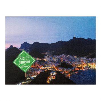 Tela Impressa com Led Rio de Janeiro Fullway30x40 Fullway 12522