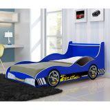 Cama Infantil Carro Tuning Azul