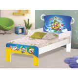 Cama Infantil Angel Patati-Patata Braco & Azul