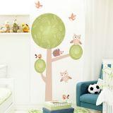 Adesivo de Parede Árvore Mimo Baby - Grudado Adesivos