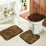 Jogo de Banheiro Safari 03 Peças - Tigre