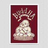 Pôster Buddha Rocks