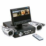 Kit CFTV 2 Câmeras com Gravador de Imagens e HD de 500 GB HDL