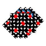 Jogo Americano Geométrico 03  Haus For Fun