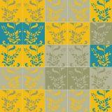 Ladrilho 2D Impressão Arbustos 2 15x15