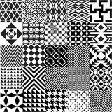 Ladrilho Adesivo Magic Tiles Mix de Ladrilhos  Geometrico I Pack com 25 Peças 10X10