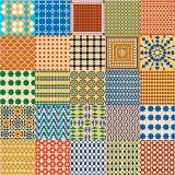Ladrilho Adesivo Magic Tiles Mix de Ladrilhos  Marroquino I Pack com 25 Peças 10X10