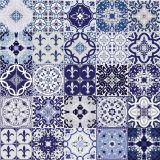 Ladrilho Adesivo Mix Azul 10x10 Haus for Fun