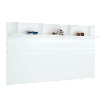 Painel para TV 2.5 Kit Fundo Exclusive Branco Henn Kit Fundo 2550mm Exclusive