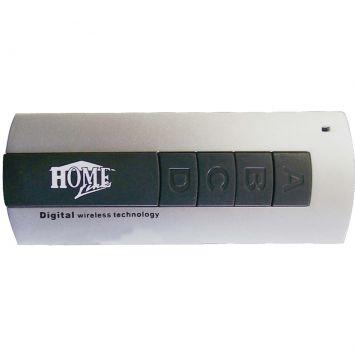 Controle Remoto Para 2 Ventiladores ( Liga / Desliga ) - 220V Home Line CR602