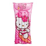 Colchão Bronzeador Hello Kitty  58718 Rosa Intex