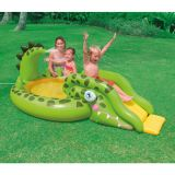 Piscina Playground Jacaré 57132 Intex