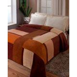 Cobertor Casal Padrão Kyor Plus York 01 Peça - Estampado