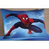 Fronha Spider Man 01 Peça - Azul