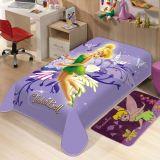 Cobertor Infantil Disney Sininho - Jolitex-Sininho