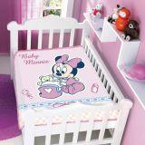 Cobertor Infantil Poliéster Disney Sortido Rosa