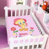 Cobertor de Bebê Looney Tunes Baby Nature Lover! - Jolitex