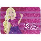 Tapete Transfer da Barbie Glamour - Jolitex