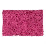 Tapete Microfibra Algodao Doce 50X80  Pink Kapazi
