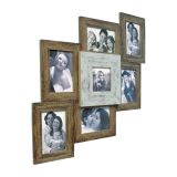 Painel Búzios para 6 Fotos 10x15 e 1 Fotos 10X10 Kapos