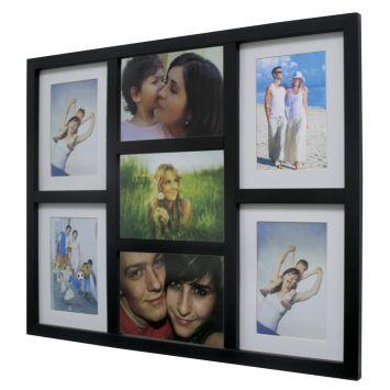 Painel De Fotos Fine 43X52 4 Fotos 10X15 e 3 Fotos 13X18 Kapos Kapos Fine