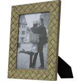 Porta-Retrato 1 Foto 10 x 15 cm Bege