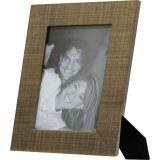 Porta-Retrato 1 Foto 20x25 cm Dourado com Preto
