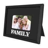 Porta Retrato Family para 1 Foto 10x15 Branco Kapos