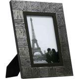 Porta-Retrato para 1 Foto 20x25 cm Branco e Prata