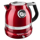 Chaleira Eletrica Pro Line Candy Apple 110V Kitchenaid - Vermelha